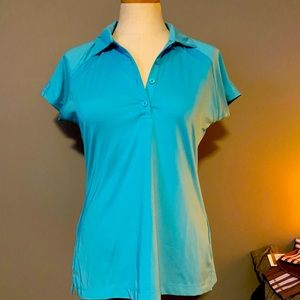 NWT Woman's EP Pro fitted golf shirt.